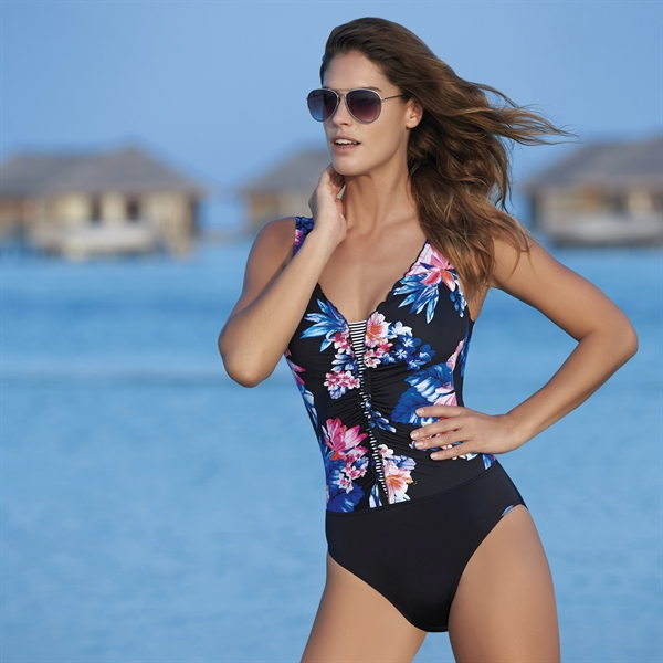 SUNFLAIR - FLOWER LINE SUIT