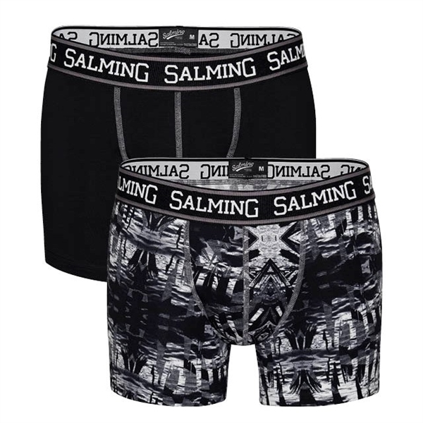 SALMING - LONG BOXERS STONE