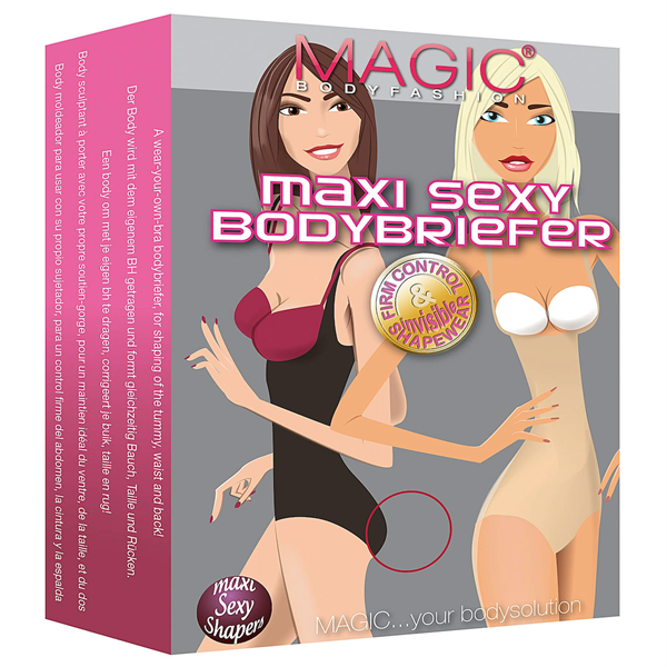 MAGIC - BODY SVART