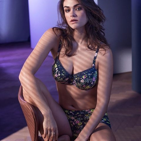 PRIMA DONNA TWIST - FLOWER FEVER PADDED