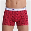CHAMPION - BOXERS RED BLACK 2-PACK